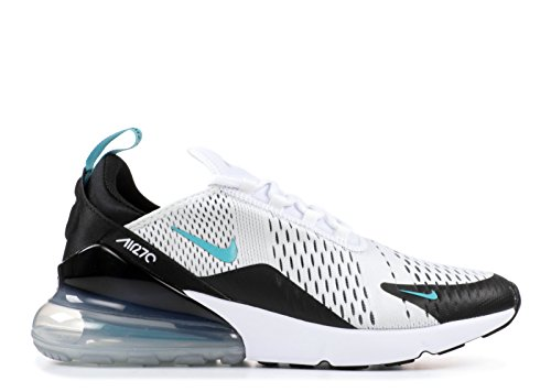 Nike Air Max 270 GS White Dusty Cactus Black Size 4.5