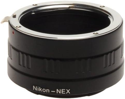 dlc Sony NEX Digital Camera to Nikon Lens Mount Adapter