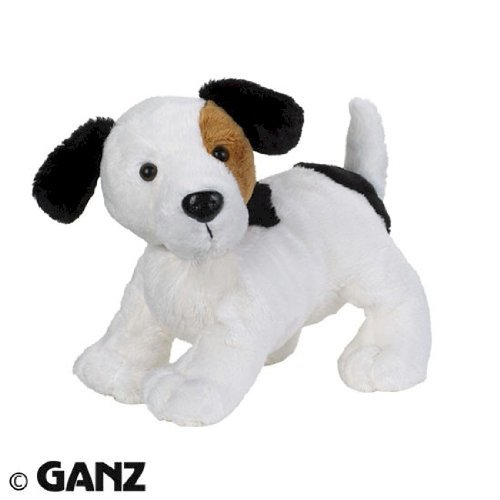 Webkinz Jack Russell with Trading Cards by (Webkinz Jack)