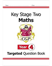 KS2 Maths Targeted Question Book - Year 4