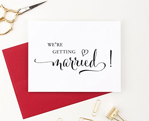 Were-Getting-Married-card-Engagement-Announcement-Cards-for-Bridesmaids-Bridal-Party-Cards-Will-you-be-my-bridesmaid-card