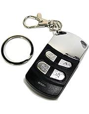 Remotemulti Universele afstandsbediening handzender poortaandrijving garagedeur 433,92 en 868,3 MHz