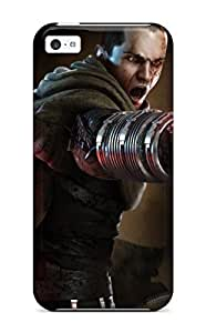Discount Iphone High Quality Tpu Case/ Star Wars The Force Unleashed 4 Case Cover For Iphone 5c 9871327K80263412Kimberly Kurzendoerfer
