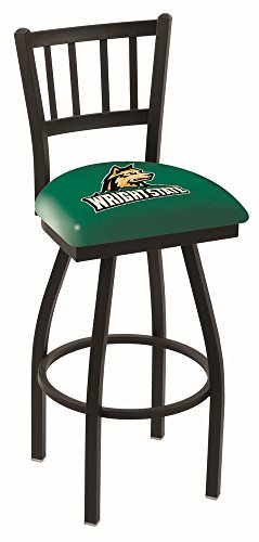 Holland Bar Stool Co. L01825WrtStU Officially Licensed L018 Wright State University 25