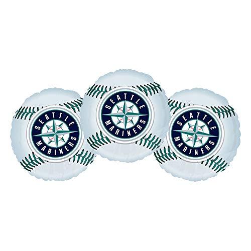 (Seattle Mariners Baseball Party Decoration 18