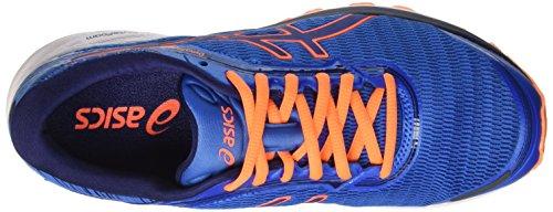 Scarpe electric Orange Running Uomo Blu Blue hot Blue indigo Asics Dynaflyte aw6qqO