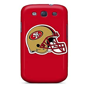 Quality TYcase Case Cover With Super Bowl 2013 San Francisco 49ers Nice Appearance Compatible With Galaxy S3