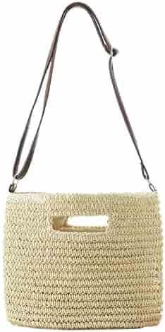 aaf7315a21a0 Shopping Straw - Beige - Top-Handle Bags - Handbags & Wallets ...