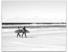 Add a touch of the beach to your home décor with WRD Productions wall art prints.  Match my photos to your décor with your own frame. Each photo is from my travels as a surfer on some of the best beaches on the planet. You can mix and match m...