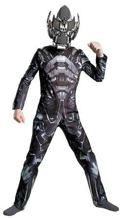 Disguise Costumes 25951 Iron Hide Movie Classic Costume Size: Medium