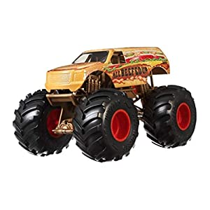 Hot Wheels Monster Trucks 1:...
