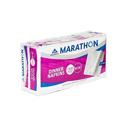 marathon-embossed-dinner-napkins-1-4-fold-1500-napkins-by-sams-club