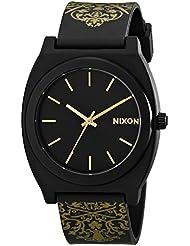 Nixon Womens A119-1881-00 Time Teller P Analog Display Watch