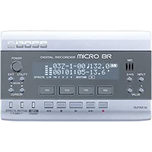 Boss Micro BR Digital Multitrack Recorder