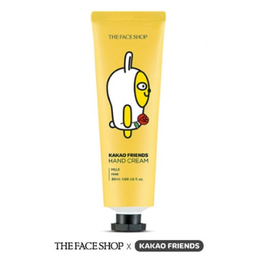 THE FACE SHOP X Kakao Freidns Hand Cream 30ml [Limited] / Korea cosmetic - Crabtree Evelyn Naturals