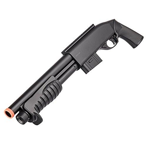 Double Eagle M401 Spring Shotgun Airsoft Rifle with 20 Round Magazine