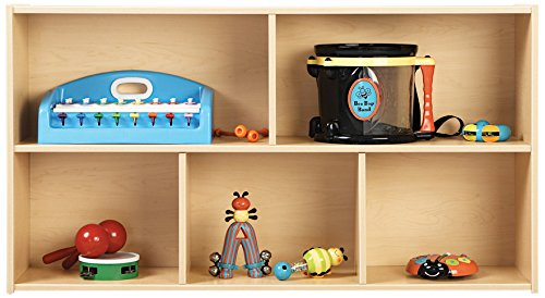 Young Time 7143YR441 Two Shelf Storage by Young Time
