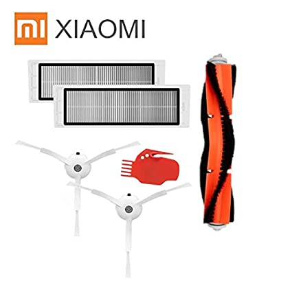 Amazon.com: Suitable for Xiaomi Mi Robot Vacuum Cleaner Parts Side ...