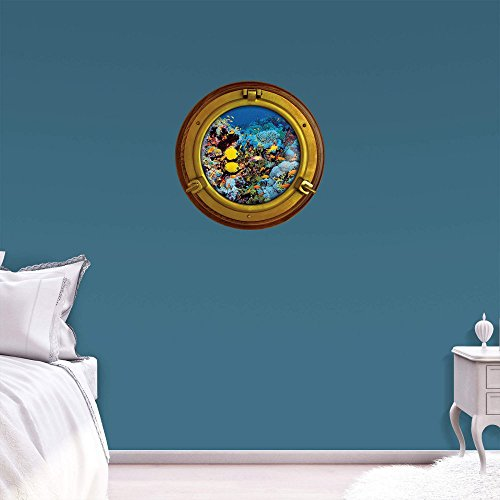 Tropical Reef: Porthole