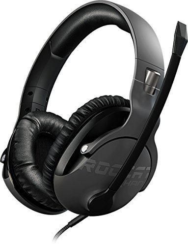 ROCCAT KHAN PRO - Competitive High Resolution Gaming Headset, Gray