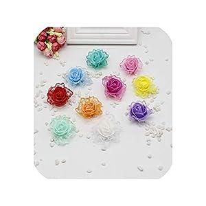 50Pcs/Bag Mini Pe Foam Rose Flower Head Artificial Rose Flowers Scrapbooking Handmade DIY Wedding Home Decoration 55