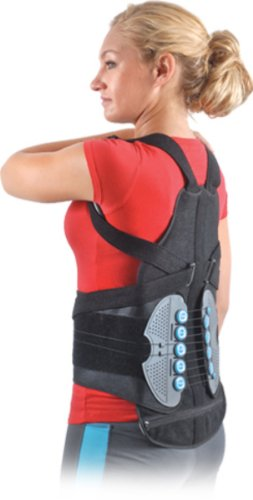 Extension Orthosis TLSO Back Brace, Medium by CyberTech