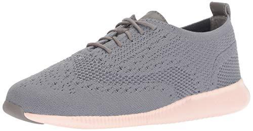 Cole Haan Women's 2.Zerogrand Stitchlite Oxford Shoe, Grey, 7 B US