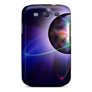 New Diy Design Atomic For Galaxy S3 Cases Comfortable For Lovers And Friends For Christmas Gifts