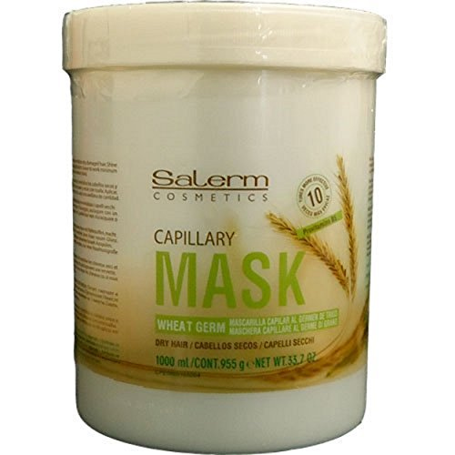 Salerm Wheat Germ Mask 1000ml