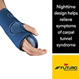 Futuro Night Wrist Sleep Support, Moderate Stabilizing Support, Adjust to Fit