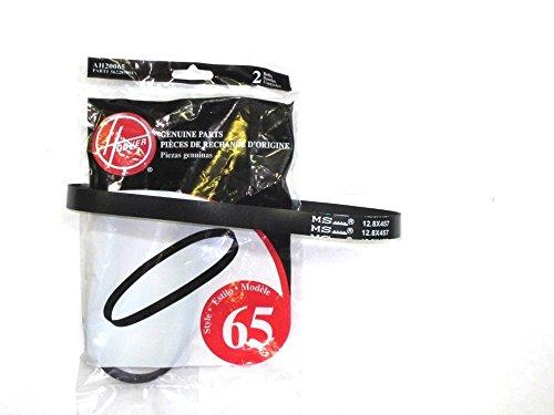 Vacuum Cleaner Bags 2 GENUINE HOOVER WINDTUNNEL T-SERIES BEL