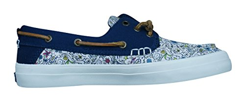 Sperry la Mermaid de Natural Resort Crest Multicolored Barco Mujer Zapatos del 1rnq718wZ