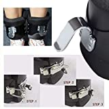 Sutekus Anti Gravity Inversion Boots - for Ab