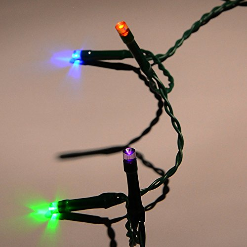 Battery Operated String Lights For Patio : Qedertek Battery Operated String Lights, 50ft 200 LED Fairy - Import It All