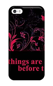 For Inspirational Protective Case Cover Skin/iphone 5/5s Case Cover