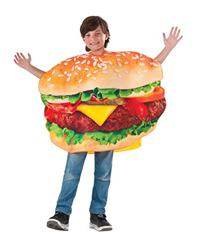 Burger Costume For Kids (Rubie's Costume Burger)
