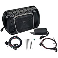 Kicker PWRA4P11 Custom Fit 10 Powered Subwoofer Upgrade Kit For 2011-2014 Jeep Wrangler 4-Door