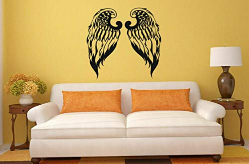 Tomikko Angel Wings Wall Vinyl Room Sticker Decals Mural Design Decor Art bo230 | Model DCR - 173