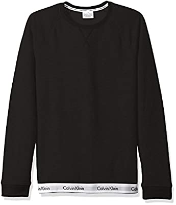Calvin Klein Men's Modern Cotton Lounge Sweatshirt