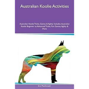 Australian Koolie Activities Australian Koolie Tricks, Games & Agility Includes: Australian Koolie Beginner to Advanced Tricks, Fun Games, Agility & More 33