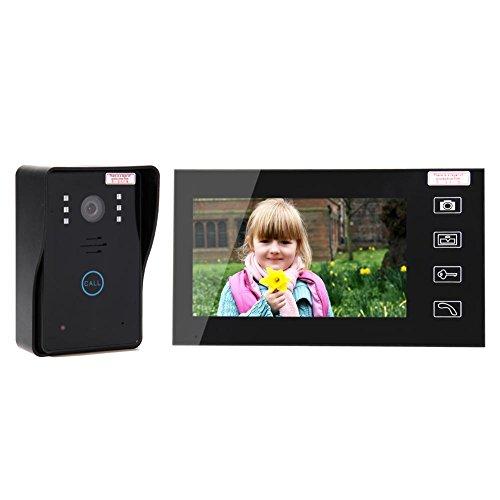 prettygood7 Home Security Camera,7' TFT 2.4G Wireless Video Door Phone...