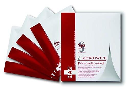 Spa Treatment HAS i Micro Patch 2 x 4 set (8 pieces)