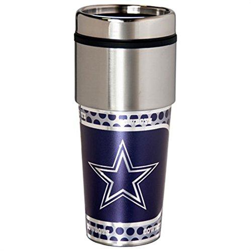 NEOPlex - Dallas Cowboys Travel Mug Tumbler Nfl Dallas Cowboys Travel Mug