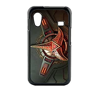Abs Back Phone Case For Kid With Star Trek Logo For S5830 Samsung Galaxy Choose Design 1