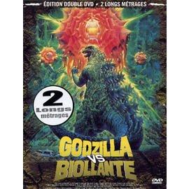 Godzilla vs. Biollante / Godzilla vs. Mechagodzilla 2