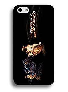 Ghost Rider Design Plastic Flexible Case for iPhone 6 4.7 Inch