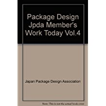 Package Design: Jpda Member's Work Today 1992