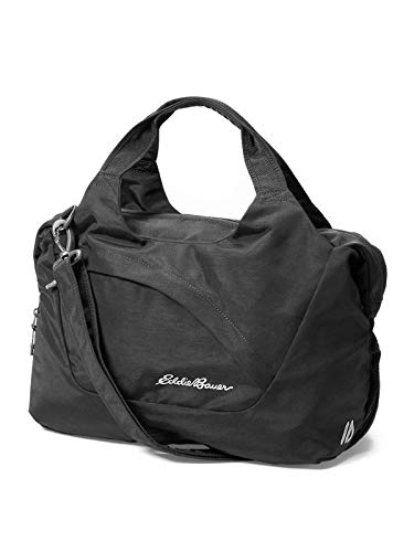 (Eddie Bauer Unisex-Adult Mini Zen Tote, Black Regular ONE SIZE)