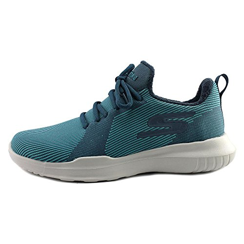 Skechers Hommes Courir Mojo - Gotherm 360 Bleu