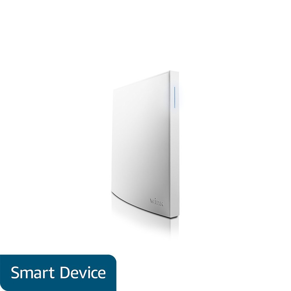Wink Hub 2, Easily Control Every Device in Your Smart Home, Works with Amazon Alexa and Google Assistant by Wink (Image #2)